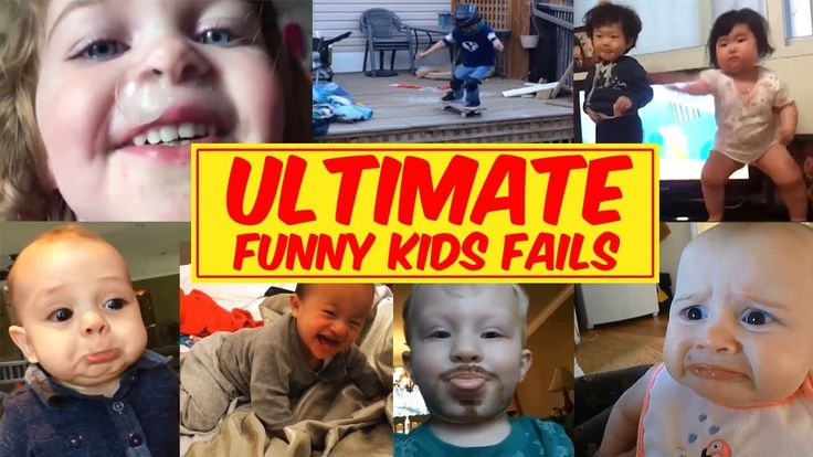 Ultimate Funny Kids Fails Compilation 2018 - Funny Kids Videos 2018 - Fu...