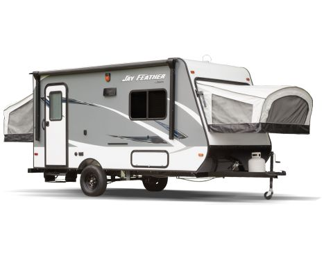 New Rvs For Michigan Rv Dealer Terrytown Super Jay Feather 7 Travel Trailer
