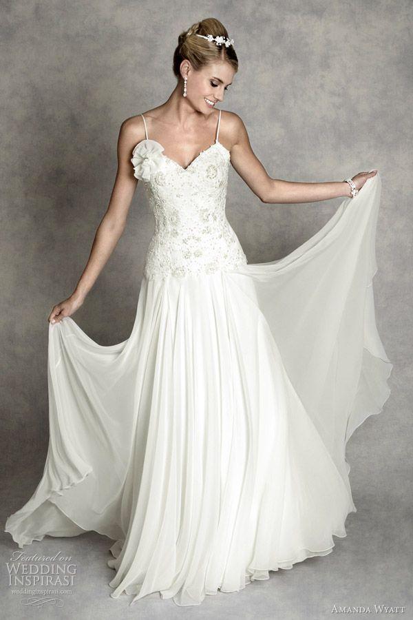 http://weddinginspirasi.com/2012/02/08/amanda-wyatt-wedding-dresses-enchanted-bridal-collection/ amanda wyatt 2012 #wedding dress reiss #weddingdress #weddings