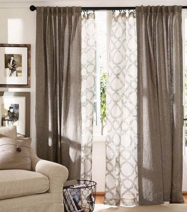 Best Rideaux Lastuce Déco Images On Pinterest Curtains - Idee decoration salon zen pour idees de deco de cuisine