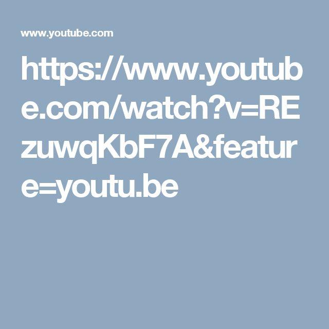 https://www.youtube.com/watch?v=REzuwqKbF7A&feature=youtu.be