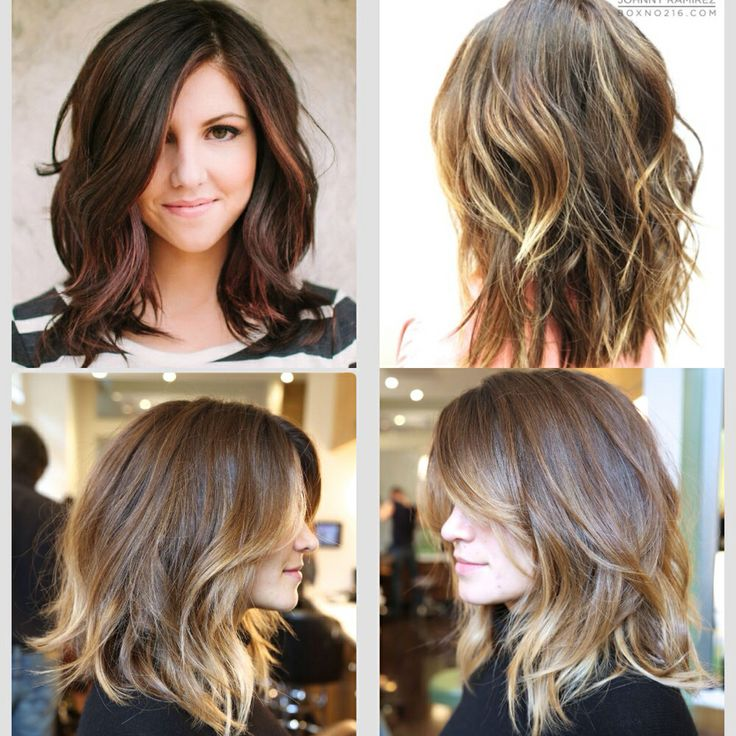 Summer hair. Dark auburn with orange/coppery  balayage face framing highlights!! Cannot wait.