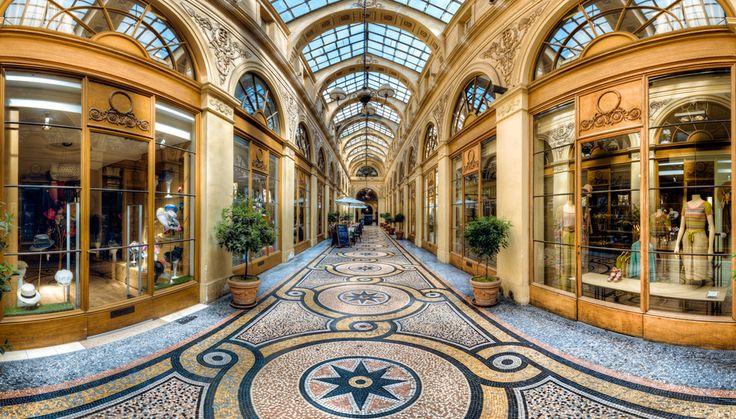 BLOG ASTOTEL - LE PASSAGE DES PANORAMAS, LE PLUS VIEUX PASSAGE DE PARIS - My Private Concierge In Paris