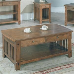 coffee table with 2 drawers nebraska furniture mart