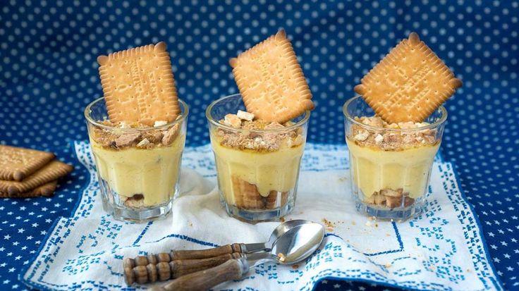 Klassieker: Pudding met petit beurres | VTM Koken