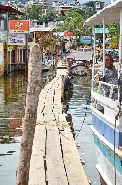 Photo of the Day: April 2, 2012 - Embarcadero Santiago.  San Pedro la Laguna, Guatemala.
