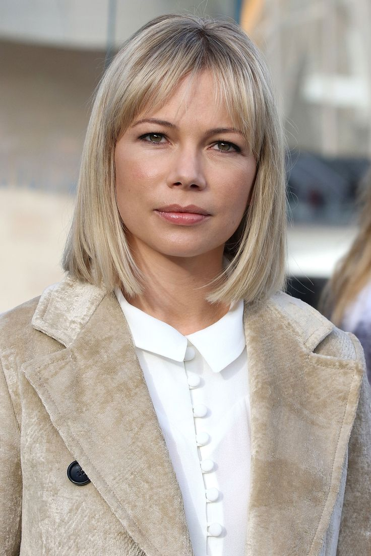 Michelle Williams Hair 2015