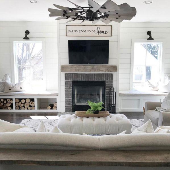 Best Of The Week 9 Instagrammable Living Rooms: Best 25+ Windmill Ceiling Fan Ideas On Pinterest