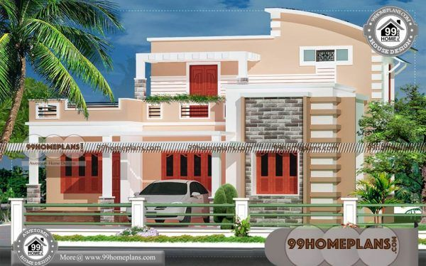 Indian Housing Plan Models 60 2 Storey House Design Pictures Online Kerala House Design House Design Pictures 2 Storey House Design