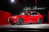 Alfa Romeo Stelvio SUV priced from 33990 Sub-34k price makes the Stelvio one of the cheapest premium SUVs on the market undercutting the Jaguar F-Pace and BMW X3  The Alfa Romeo Stelvio - the first mainstreamAlfa Romeo SUV - is priced from 33990 in entry-level trim; 740 less than the equivalent Jaguar F-Pace.  There are just two engines on sale initially; a 2.2-litre diesel with either 178bhp or 207bhp with the latter available exclusively in all-wheel drive or an all-wheel drive petrol with…