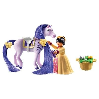 Playmobil Princess Castle Stable