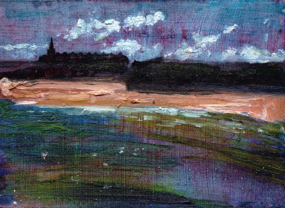 Cullercoats Dreams, North East England