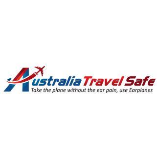 Australia Travel Safe logo design