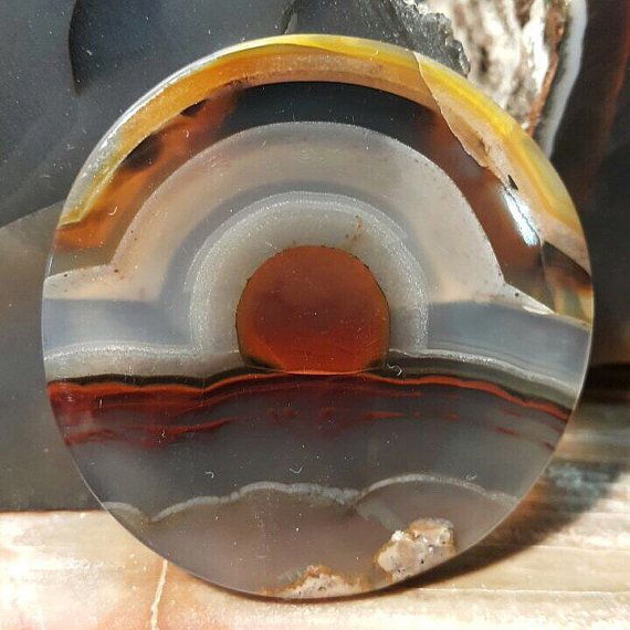 Best My Favorite Stones Images On Pinterest Crystals - Amazing agate gemstones resemble snapshots of earths landscapes