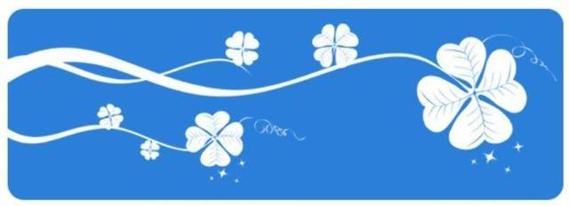 AMYOGA Yoga Mat For Beginners Anti Slip blue flowers