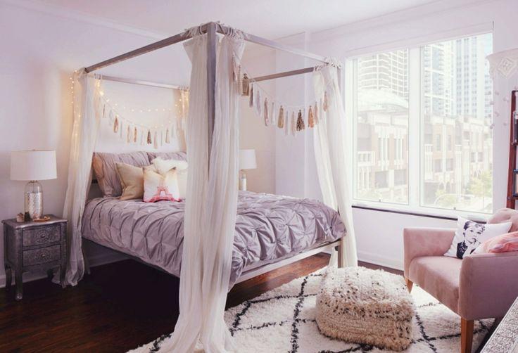 Schlafzimmer Deko Ideen für die Gestaltung & Farben im