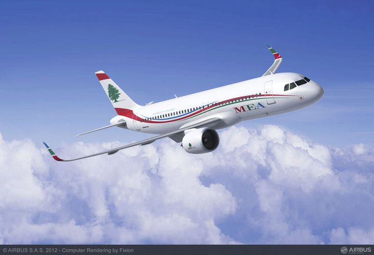 Middle East Airlines Firms Airbus A320neo Order