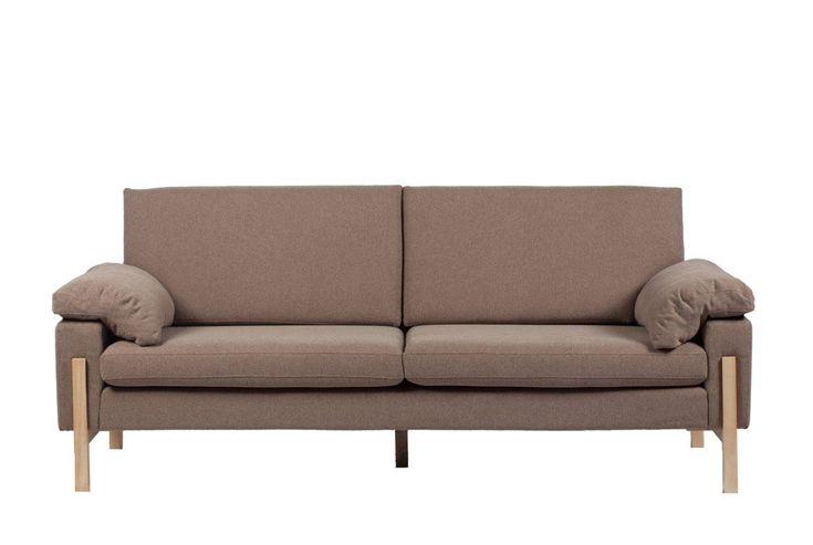 Изысканный диван Como Sofa станет превосходным украшением вашей гостиной или любой другой комнаты дома. Цветовое и дизайнерское решение позволяют такому предмету мебели украсить собой как классический, так и современный интерьер, а благодаря размерам диван не будет делать комнату громоздкой и даже наоборот – поможет визуально сделать пространство больше. Удобный и мягкий – он непременно вам понравится.             Метки: Маленькие диваны.              Материал: Ткань, Дерево…