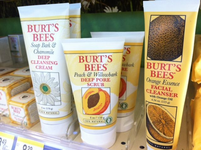 Gluten Free Face Wash.    According to Philosophy, their Purity Made Simple is also GF.