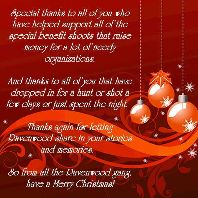 christmas messages for cards