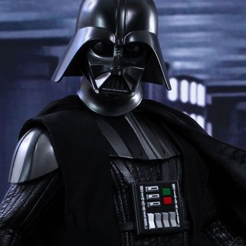 Star Wars Darth Vader Sixth Scale Figure by Hot Toys | Sideshow ...