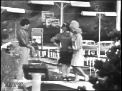 """Steve Alaimo and Jackie DeShannon (July 07, 1965) --   --Where The Action Is. Episode #007. -- Steve Alaimo sings """"Concrete and Clay"""". Jackie DeShannon performs """"It's Love Baby"""". YouTube"""