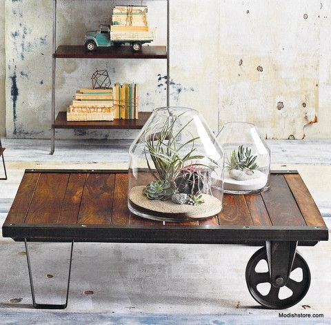 Roost Factory Pallet Coffee Table