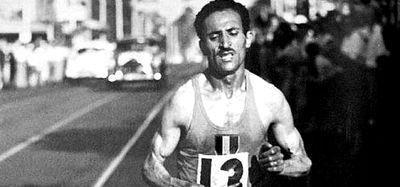 Alain Mimoun, né Ali Mimoun Ould Kacha / Disciplines5 000 m, 10 000 m, marathon, course de fond Nationalité Français / Naissance1er janvier 1921 LieuMaïder (Algérie) / Décès 27 juin 2013 (à 92 ans) LieuSaint-Mandé (Val-de-Marne) / Taille1,70 m - Poids56 kg / Club Racing Club de France