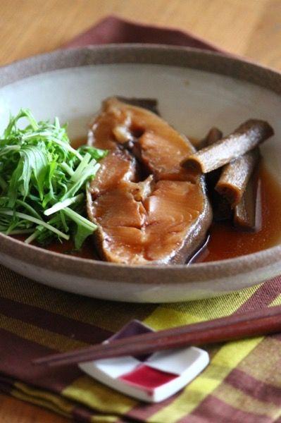 カレイとごぼうの煮付け。 by 栁川かおり | レシピサイト「Nadia ...