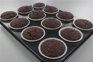 Nemme og fedtfattige muffins