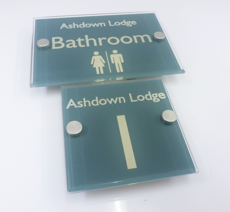Bathroom Signs Commercial bathroom signs http://www.de-signage/officesigns.php