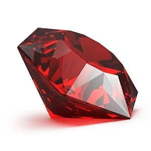 (+4) Рубин.В нём кристаллический огонь и металлическая кровь