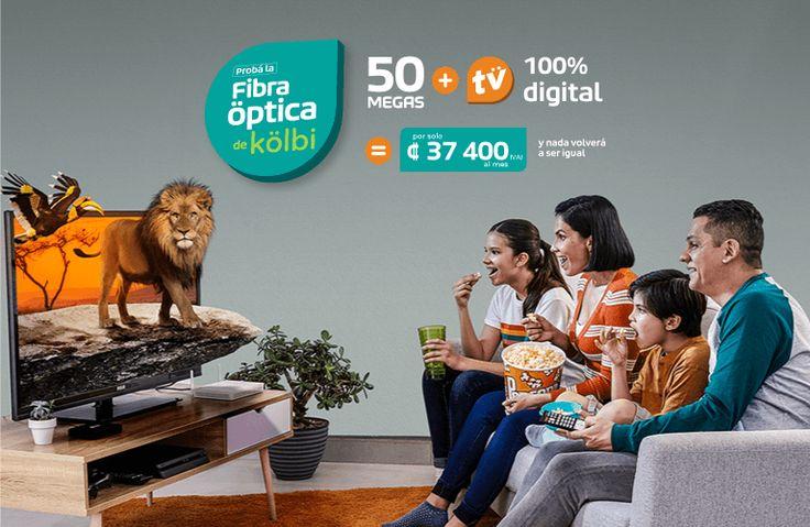 Internet Ka Tv En 2020 Tv Fibra Optica Duo