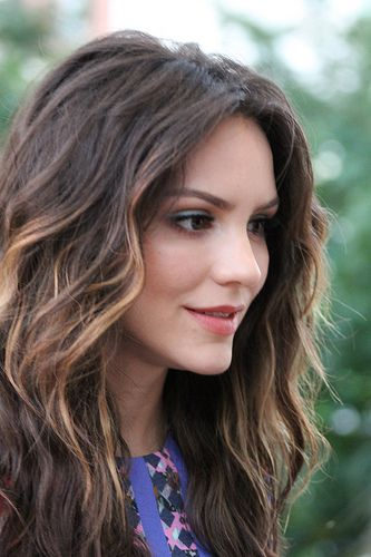 style my hair 333 best images about katherine mcphee on 6763
