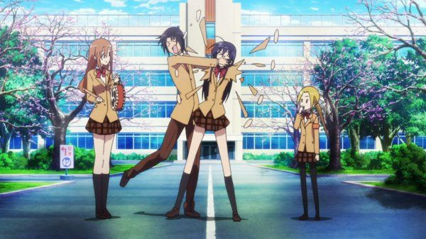 'Seitokai Yakuindomo' Anime Japanese Release Schedule Teased