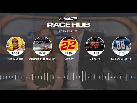 NASCAR Race Hub Audio Podcast (9.7.17)   NASCAR RACE HUB