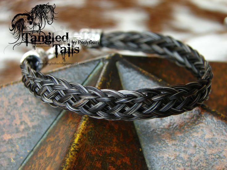 Horse hair keepsake bracelet / jewelry / custom