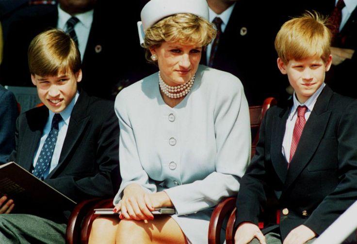 Ini Dia Rahasia Tampil Modis Ala Putri Diana