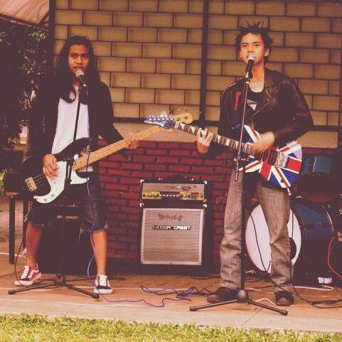 Punk  concerte