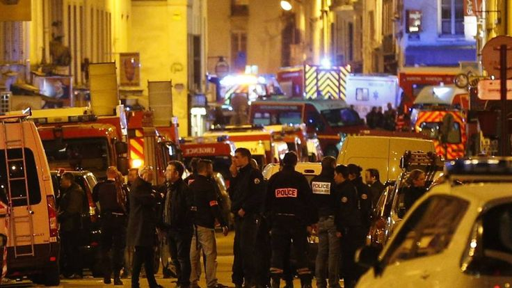 Paris attacks updates - BBC News