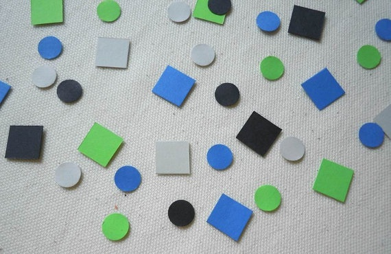 """Neon Symmetry"" 