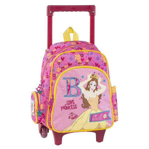 Belle Σχολική Τσάντα Νηπιαγωγείου Trolley