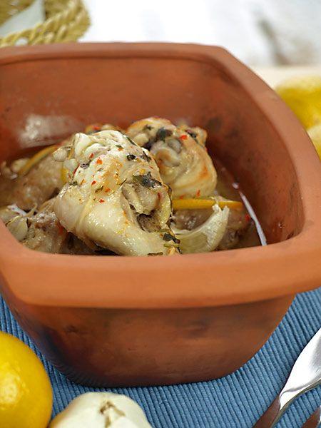 Rzymski garnek pełen pikantnych udek o owocowym aromacie
