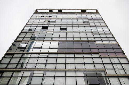 mendes da rocha - jaragua apartment building sao paolo