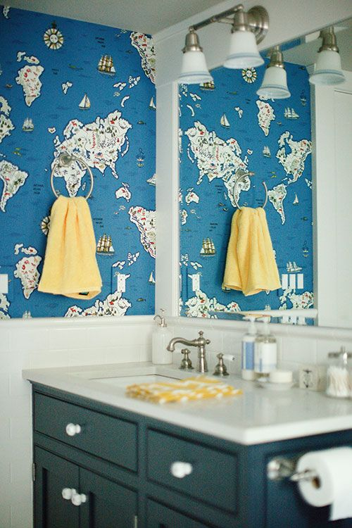 17 best images about kids bathroom on pinterest twin for Ralph lauren bathroom