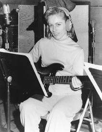 The Hidden History of a Rock 'n' Roll Hitmaker  Bassist Carol Kaye blazed her own trail, as the only female studio musician to record some of the greatest songs of the '60s and '70s