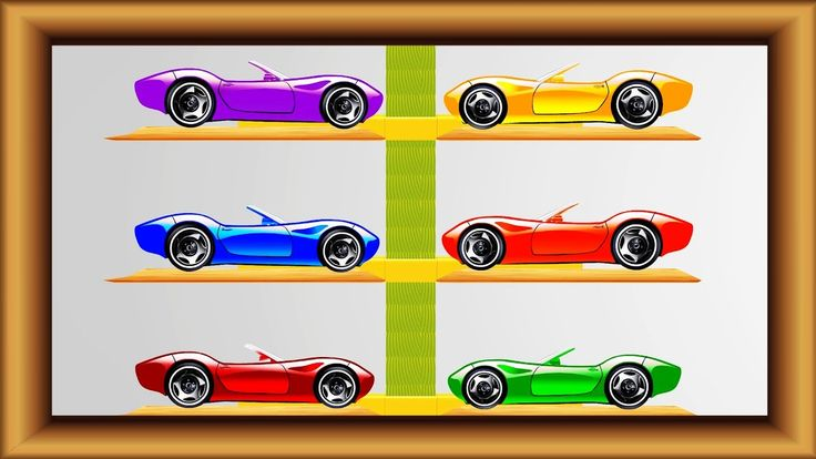 Learn Colors with Carparking toy cars | Videos for Toddler Babies | Pre ...