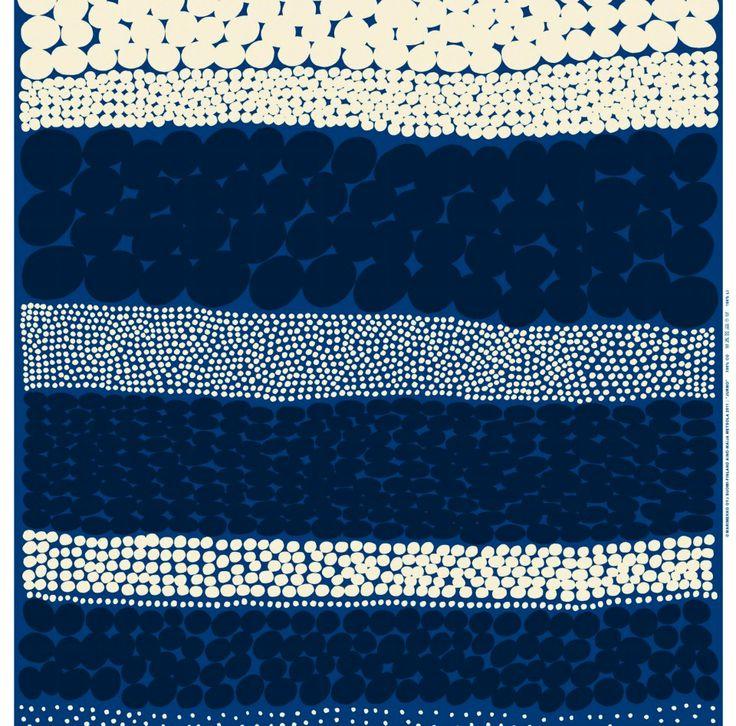 marimekko the Jurmo pattern designed by Aino-Maija Metsola