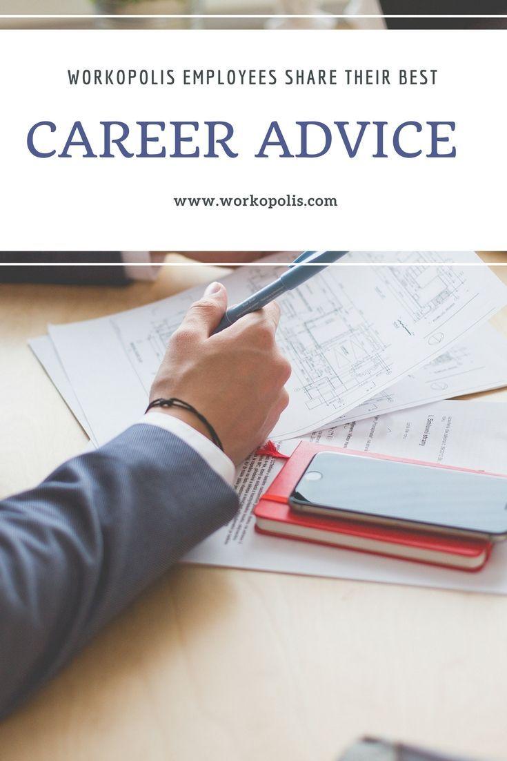 Workopolis employees share their top career advice