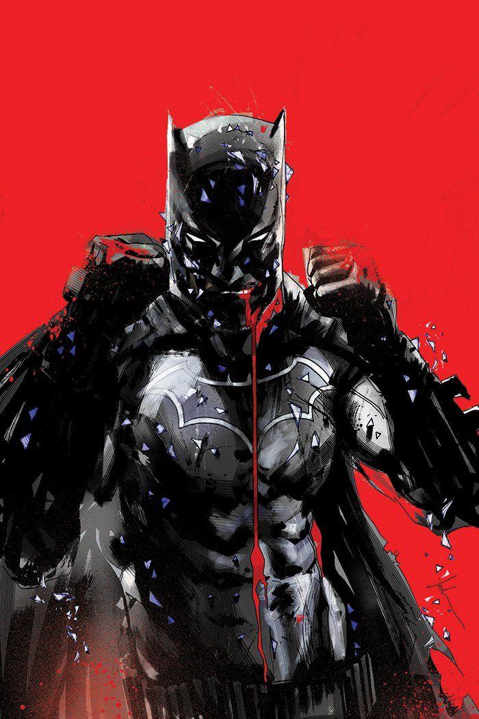 All Star Batman #1 - Jock